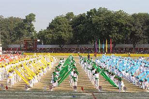Annual Sports Day Report St Joseph S College Prayagraj