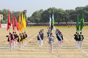 Annual Sports Day Report - St  Joseph's College, Prayagraj