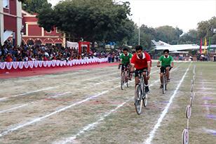 Annual Sports Day Report - St  Joseph's College, Prayagraj