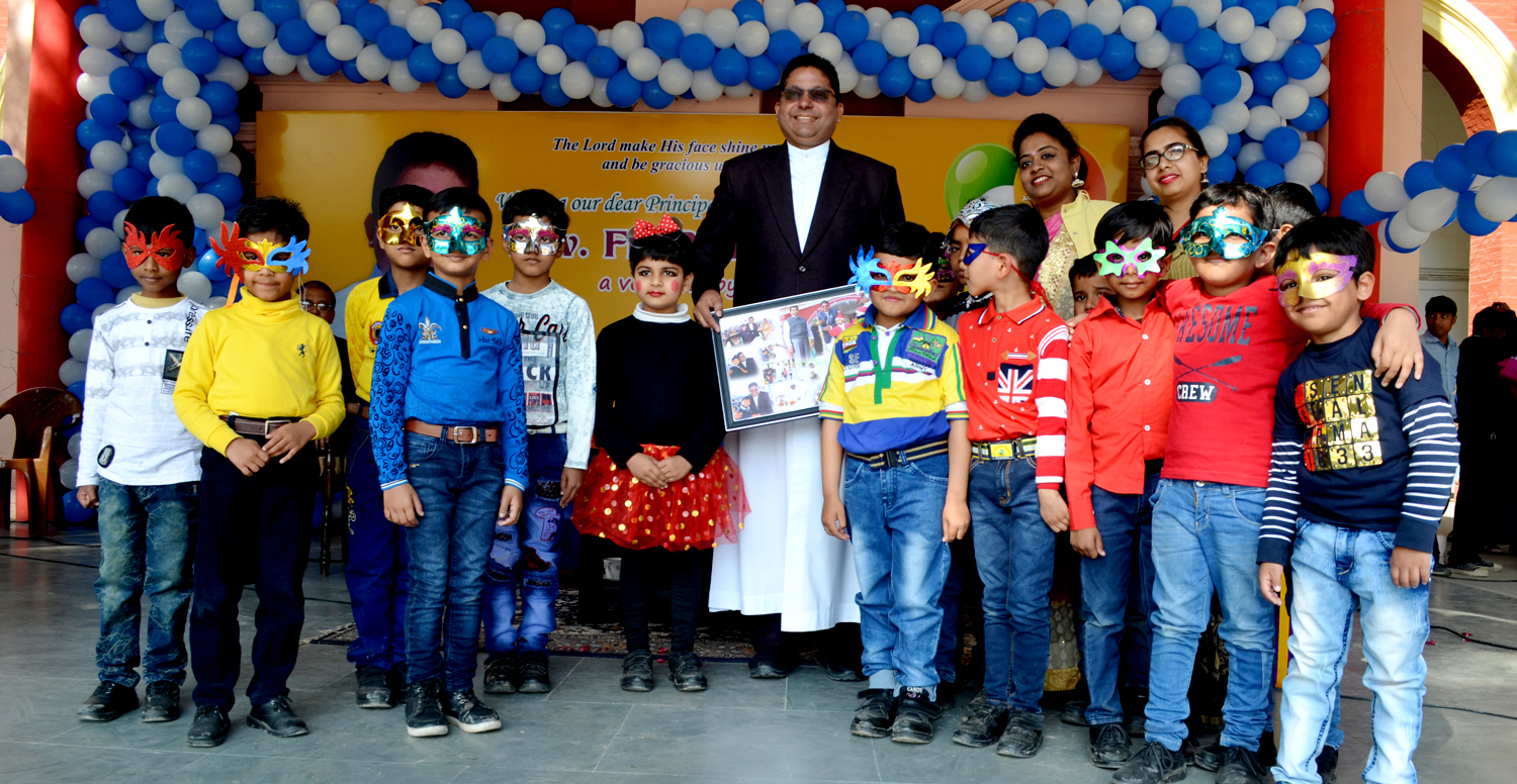 Best ICSE School In Prayagraj